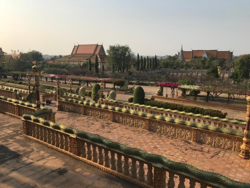 Vipassana Dhura gardens