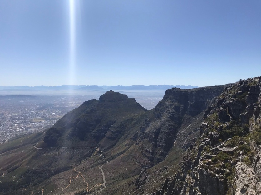 Top of Table Mountain Views